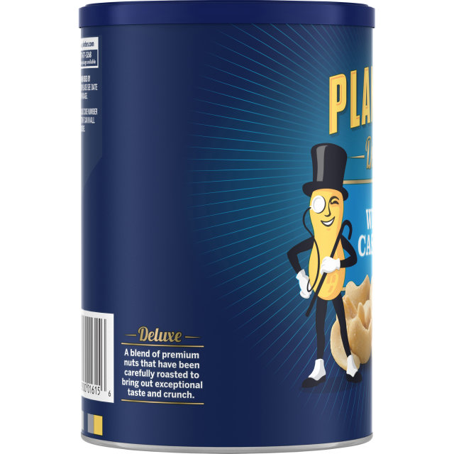 PLANTERS® Deluxe Whole Cashews 18.25 oz can
