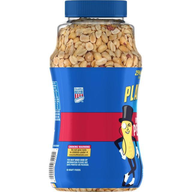 PLANTERS® Dry Roasted Peanuts 25% More Free 20 oz jar
