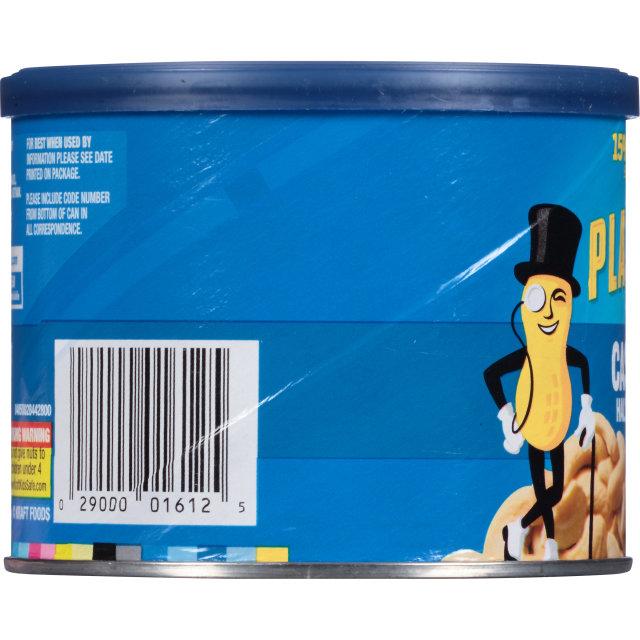 PLANTERS® Halves & Pieces Cashews 9.25 oz can