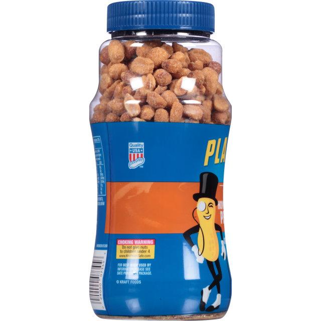 PLANTERS® Honey Roasted Dry Roasted Peanuts 16 oz jar