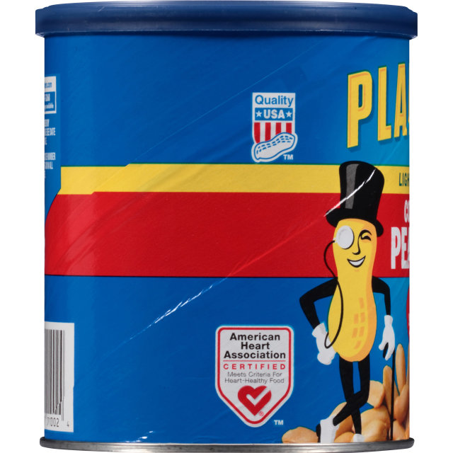PLANTERS® Lightly Salted Cocktail Peanuts 16 oz can