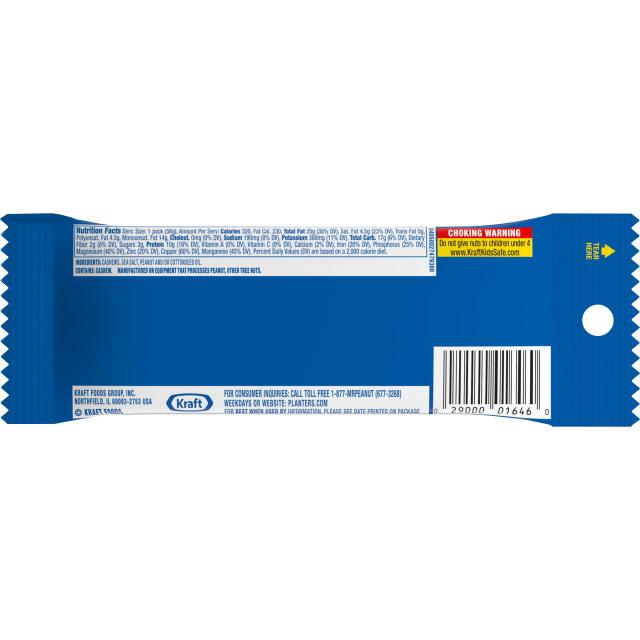 PLANTERS® Salted Cashews 2 oz bag