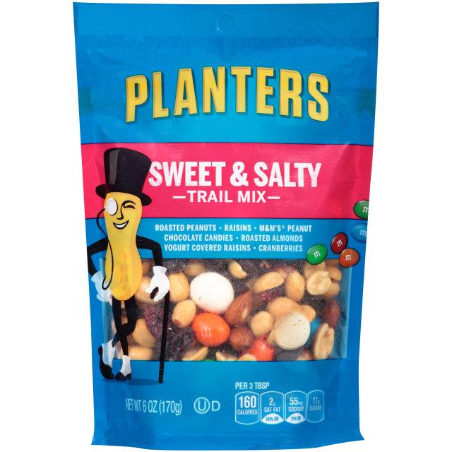 PLANTERS® Trail Mix Sweet & Salty 6 oz bag