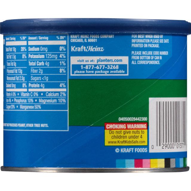 PLANTERS® Walnut Halves 7.25 oz can