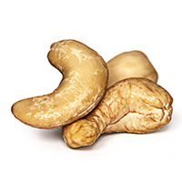 Planters raw nuts