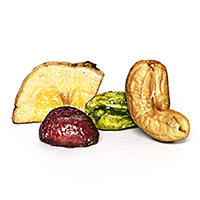 Planters nutrition heart health mix